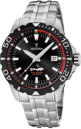 FESTINA Diver Stainless Steel Bracelet F20461/2