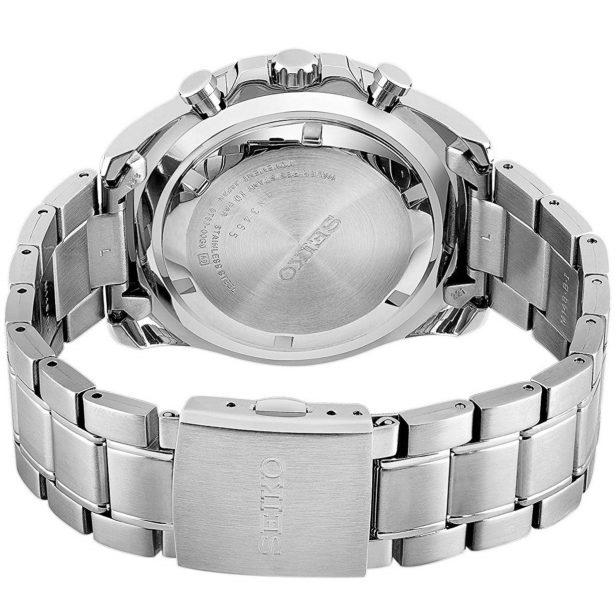 SEIKO Conceptual Chronograph Stainless Steel Bracelet SSB297P1
