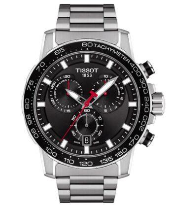 Tissot Super Sport Chrono Stainless Steel Bracelet T125.617.11.051.00